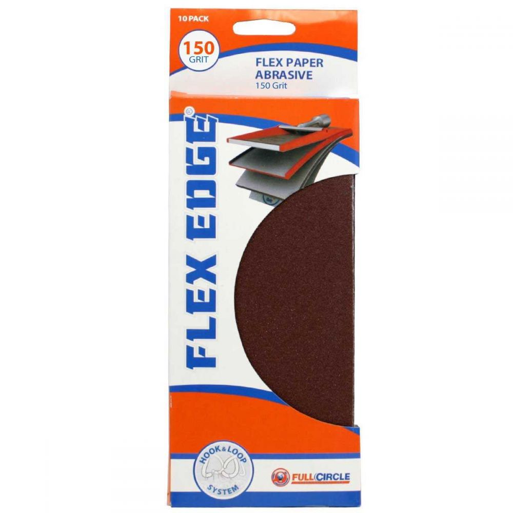 Flex Edge 100 Grit Sanding Sheets 10 pack