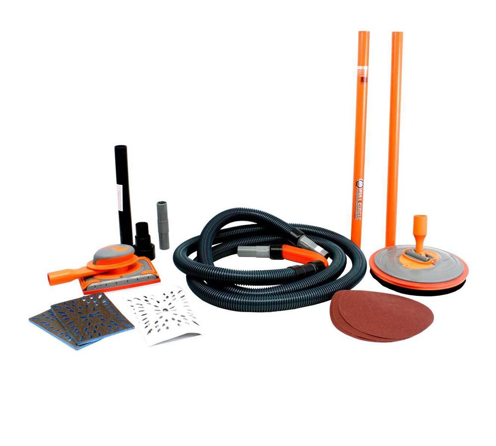 radius 360°air & flex air dustless set