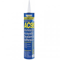 Intumescent Acoustic Sealant & Adhesive  900ml