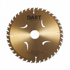 DART Gold ATB Wood Saw Blade 190Dmm x 30B x 40Z