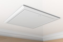 Insulated Plastic Loft Access Hatch