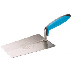 OX PRO Bucket Trowel Stainless Steel 7