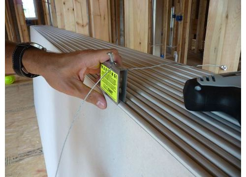 Rocksteady 174 15mm Wallboard Safety Clip 50 Pack